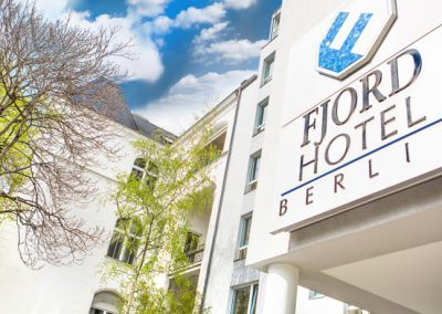 Fjord Hotel Berlin***